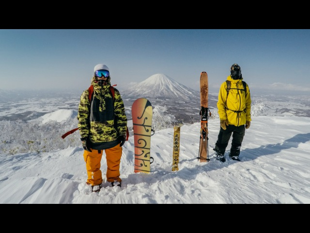 GoPro Japan Snow The Search for Perfection in 4K