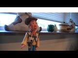 Как сделать ковбоя Вуди из мультфильма