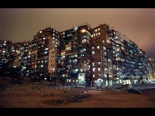 九龍城寨 - Kowloon walled city Hong Kong eng.subs