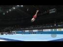 FIRST QUADRUPLE TWIST Kenzo SHIRAI JPN 2013 Artistic World Championships