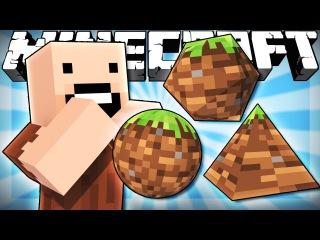 Почему Minecraft сделан из КУБИКОВ (Майнкрафт Машинима)