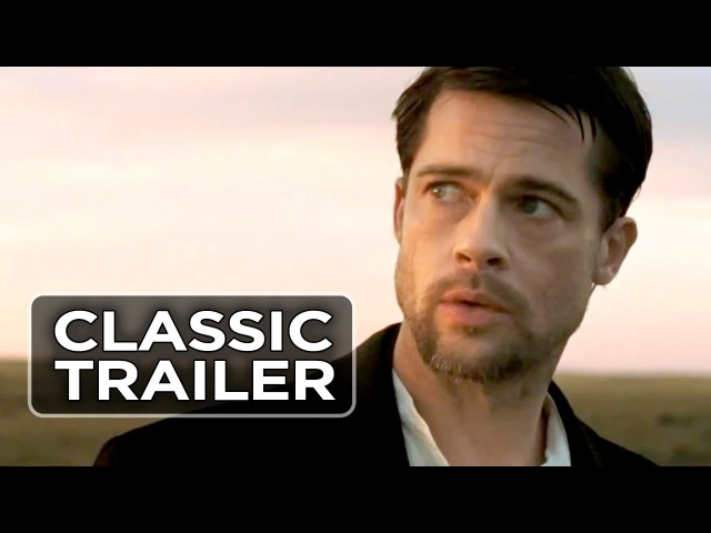 The Assassination of Jesse James by the Coward Robert Ford (2007) Official Trailer 1 HD