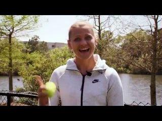 WTA Frame Challenge | Lucie Safarova
