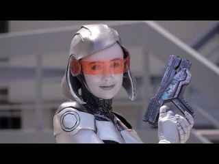 EDI Cosplay from Mass Effect 3