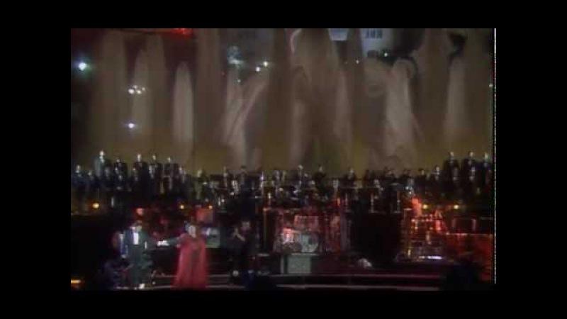 Freddie Mercury Montserrat Caballé - How Can I Go On (Live at La Nit, 1988)
