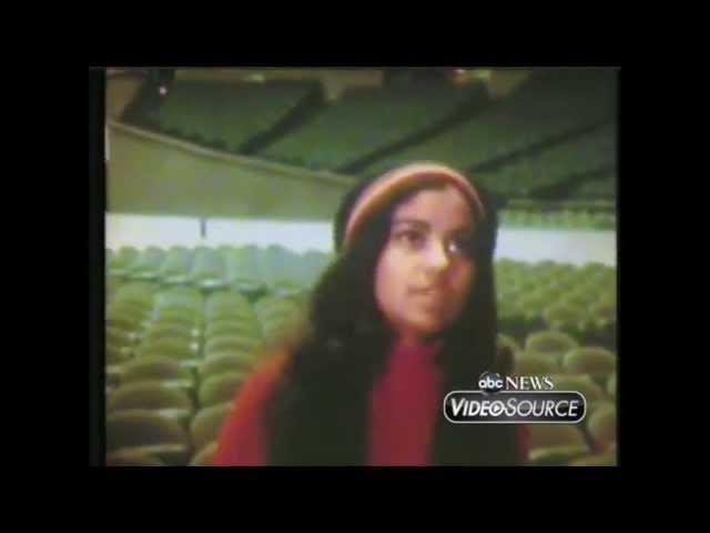 Rare Jackson 5 Sound Check and Rehearsal