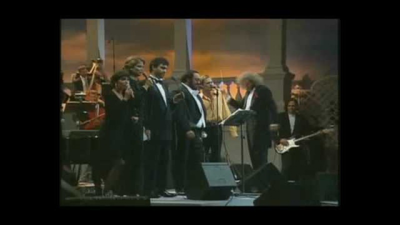 Pavarotti and Friends - All for Love