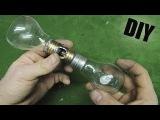 How to Make  Coffee Machine Vacuum Lightbulbs