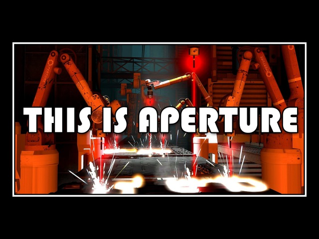 Portal - This Is Aperture