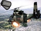 Project Reality v1.3 BF 2 на русском. Военный симулятор на ПК. Учимся летать на вертолете.
