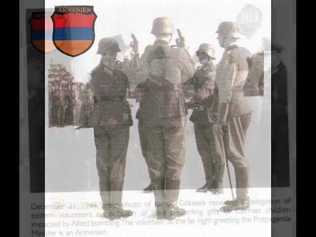 Great Armenian legion of Wehrmacht and SS
