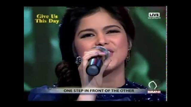Press On - Cover by Stephanie Ibarra | Kingdom Music | Give Us This Day | SMNI
