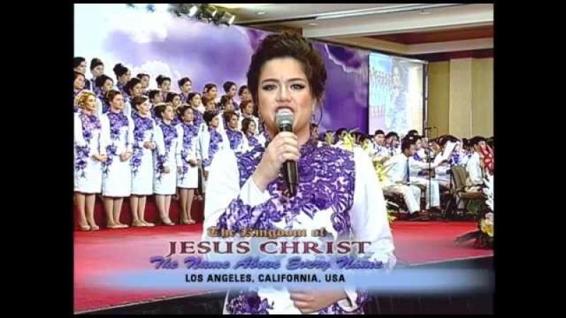 The King Is Coming Tour, Oct. 18 2015 - Los Angeles, California, USA - Apollo Quiboloy - SMNI