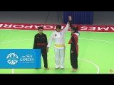 Pencak Silat Tanding Womens Class B Final LAO vs THA