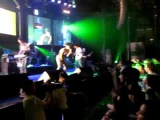 The Qemists &amp Jenna G - On The Run live