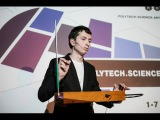 Polytech.Science.Art Week. Музыка и технологии. Cаунд перформанc Петра Термена 7.12.2014