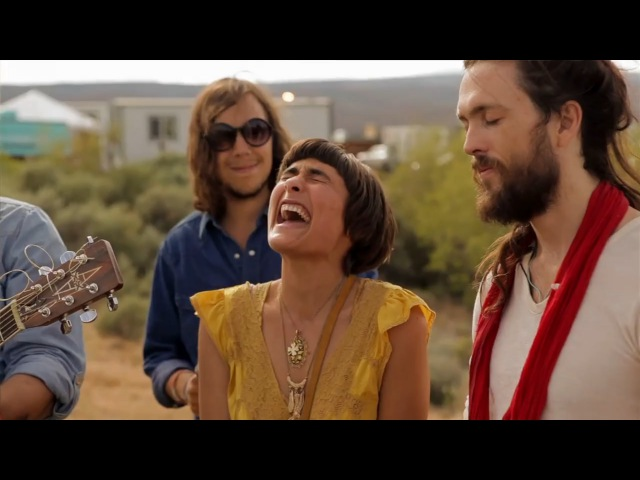Edward Sharpe The Magnetic Zeros - Home LIVE (Road Trippin' with Ice Cream Man)