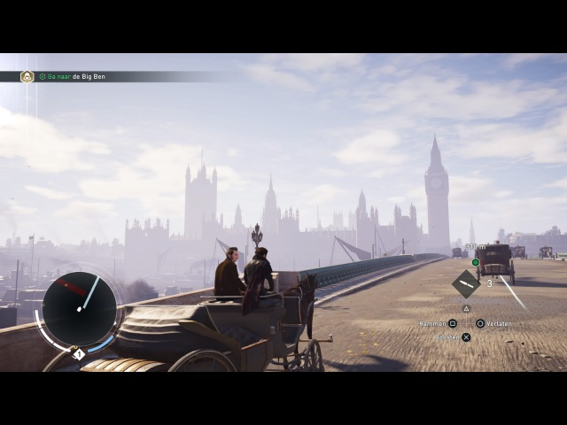 Прохождение Assassin's Creed Syndicate 3 - BIG BEN