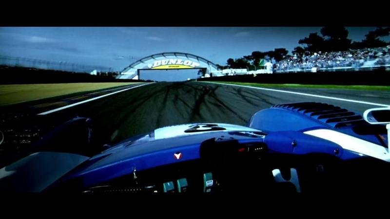 Самый великолепный фильм о гонках Мишель Вальян Жажда скорости Michel Vaillant 2003 720