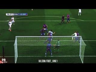 Отличный гол от Бейла |PR| vk.com/foot_vine1