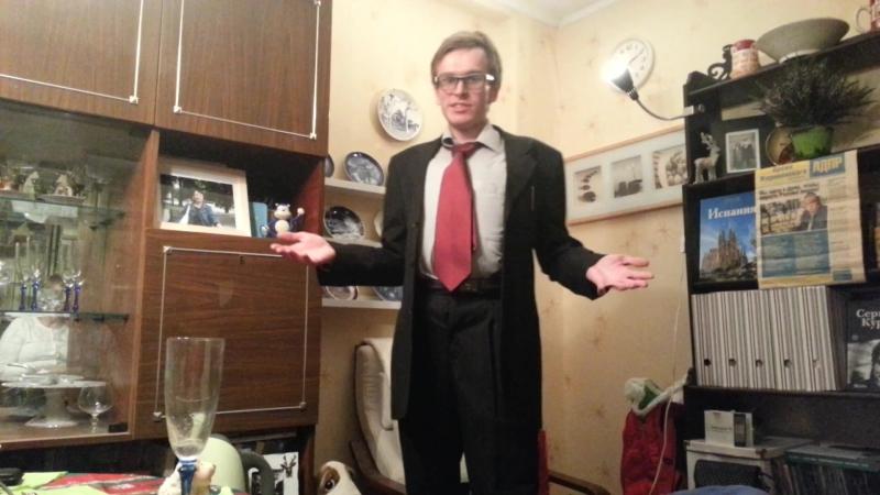 Жириновский - за СерПину! Пародия на ВВЖ.