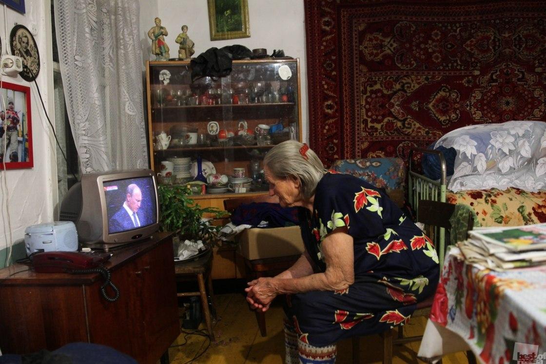 Игорь Лагунов. Вечерние новости. Речь В. Путина в ООН