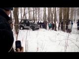 Снежная битва 23.02.2016 г.Невьянск Экстрим Арсен Нивер