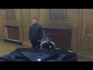 Завораживающий кавер на песню Адель от двух ирландских певцов