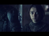 Game of Thrones - Paradise,Игра престолов,Арья Санса Старк,Тирион Серсея Ланнистер,Дейенерис Таргариен,Джон Сноу,