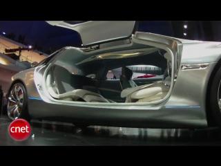 Mercedes F125! concept