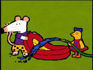 Maisy [Мейзи] 3 Pool CARTOONS in ENGLISH for KIDS [МУЛЬТФИЛЬМ на английском для детей]