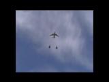 9 мая 2015.Москва.Воздушный парад.