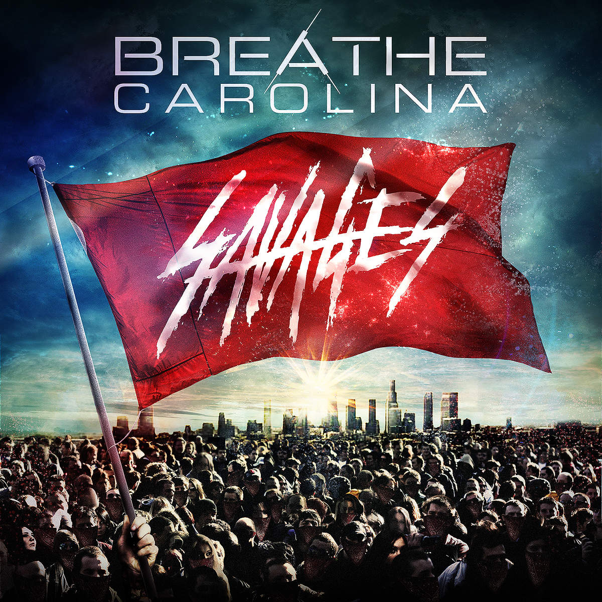 Breathe Carolina - Savages (2014)