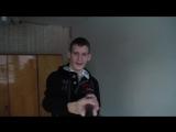 Видео - селфи с монопода.