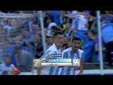 Малага 1-2 Барселона HD