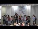 09.04.2016 Гимназия 56, 3Б класс, конкурс физминуток [720p]