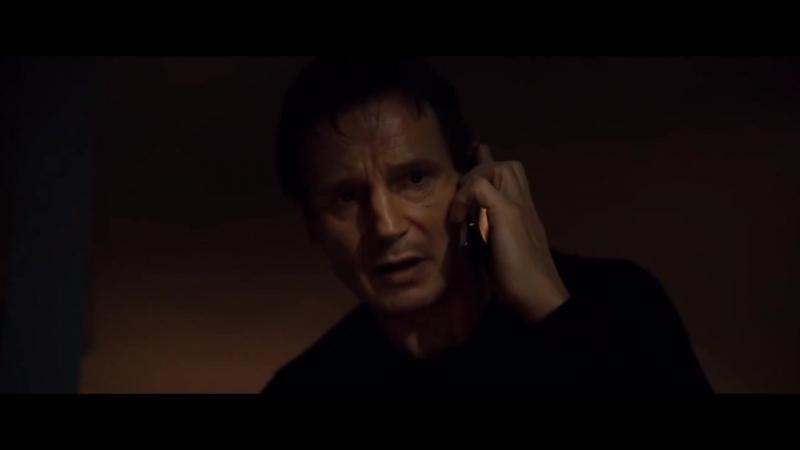 Заложница   Taken (2007) Сцена с Телефоном   Я не знаю кто ты такой...   I don't know who you are...