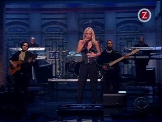 Jessica Simpson - Take My Breath Away (Live @ Letterman)