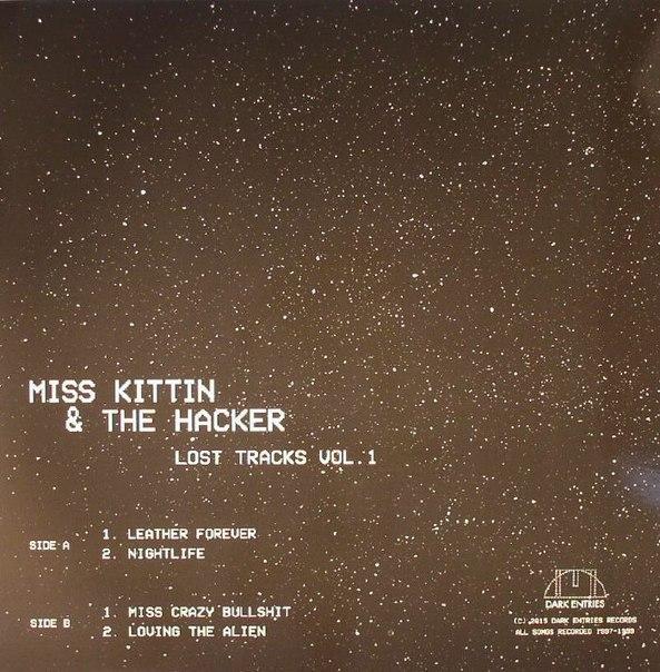 Miss Kittin & The Hacker - Lost Tracks Vol. 1 (2015)