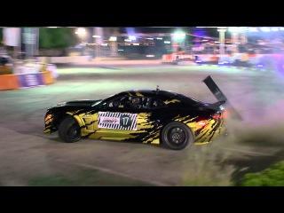 Insane Drifting Through The Streets of Qatar   Red Bull Car Park Drift 2016