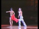 WSSDF 2001 Michael Wentink Beata Samba