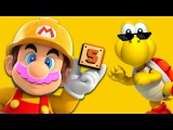 RAGE MARCHES ON!! Mario Maker #5