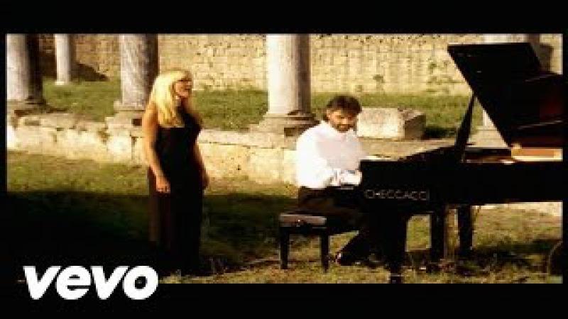 Andrea Bocelli, Marta Sanchez - Vivo Por Ella