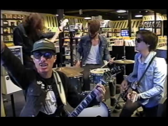 Ben Katzman's DeGreaser - Record Store Babe