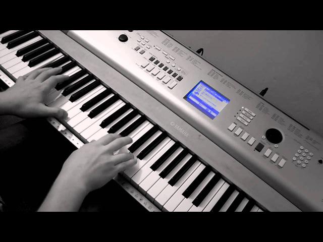 [HQ] Terminator Theme (Piano cover)