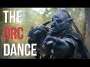 LOTR ORC DANCE feat Legolas ScottDW