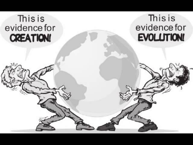 Креационизм и Эволюция Чужая война Сергей Худиев