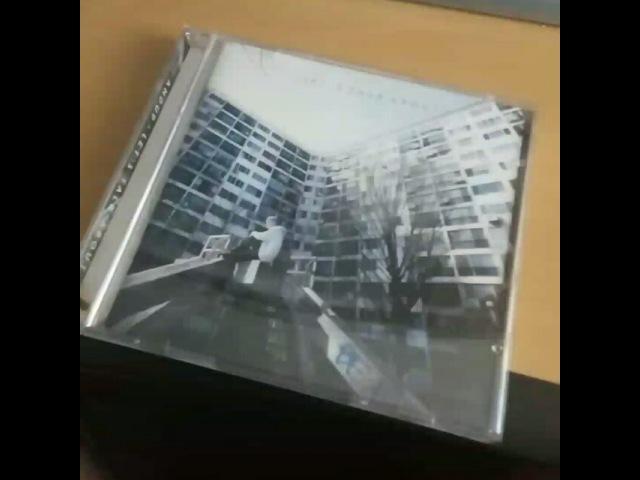 "Andup 한별앤덥 on Instagram: ""LetsTalkAbout CD가 우리집으로 옴 두둥 지금 힙합플레야 에서 예약 구47588"