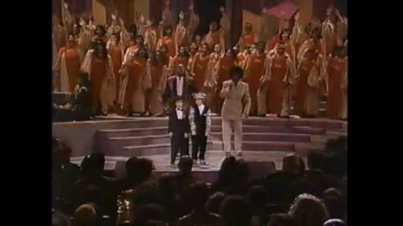 Patti Labelle Daryl Coley - Will You Be There [Michael Jackson NAACP] HQ