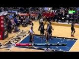 Ricky Rubio vs L.A.Clippers 07-12-2015 - 16 puntos , 7 asistencias , 5 rebotes , 4 robos
